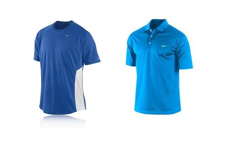 aaa7d1b492492 Las Camisas estilo Dri-Fit va más allá del típico material que absorbe la  humedad. En lugar de simplemente evacuar el sudor y otro tipo de humedad